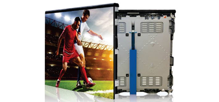 Stadium Perimeter LED Display by Interlight Technology - LED Display Supplier in Malaysia