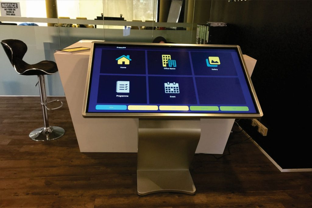Interlight Technology - Interactive Digital Signage Manufacturer for Help Desk in Malaysia
