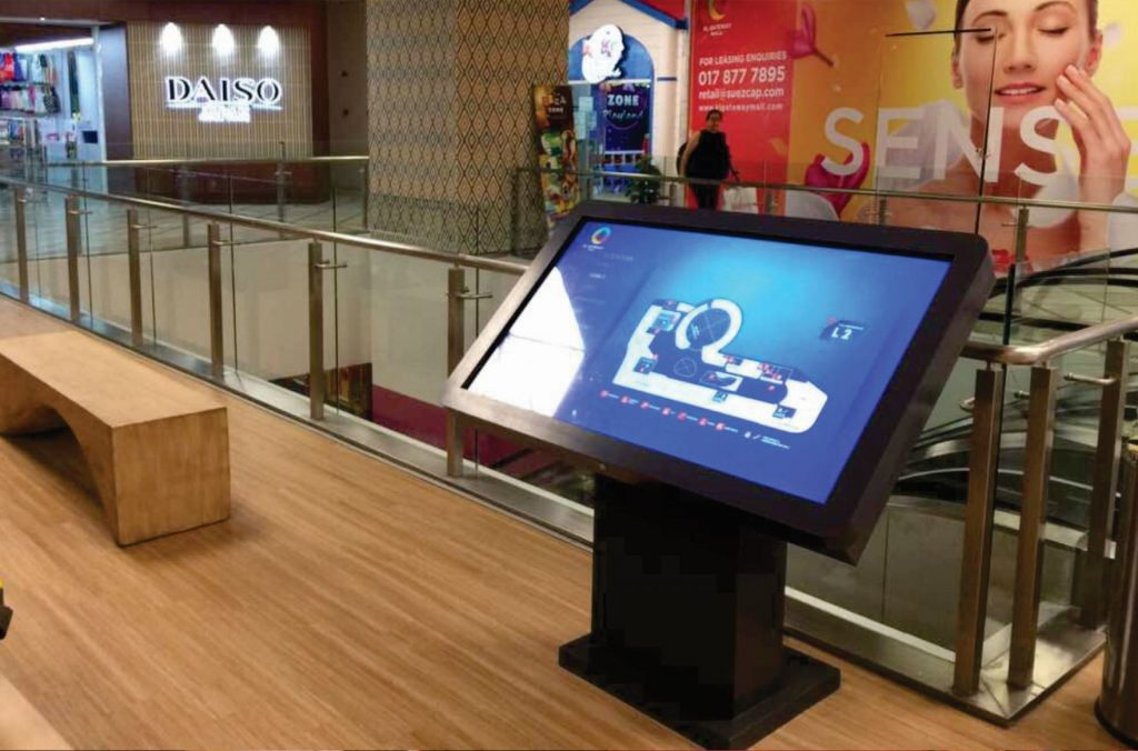 Interlight Technology - Interactive Digital Signage Manufacturer for Shopping Mall Directory in Malaysia