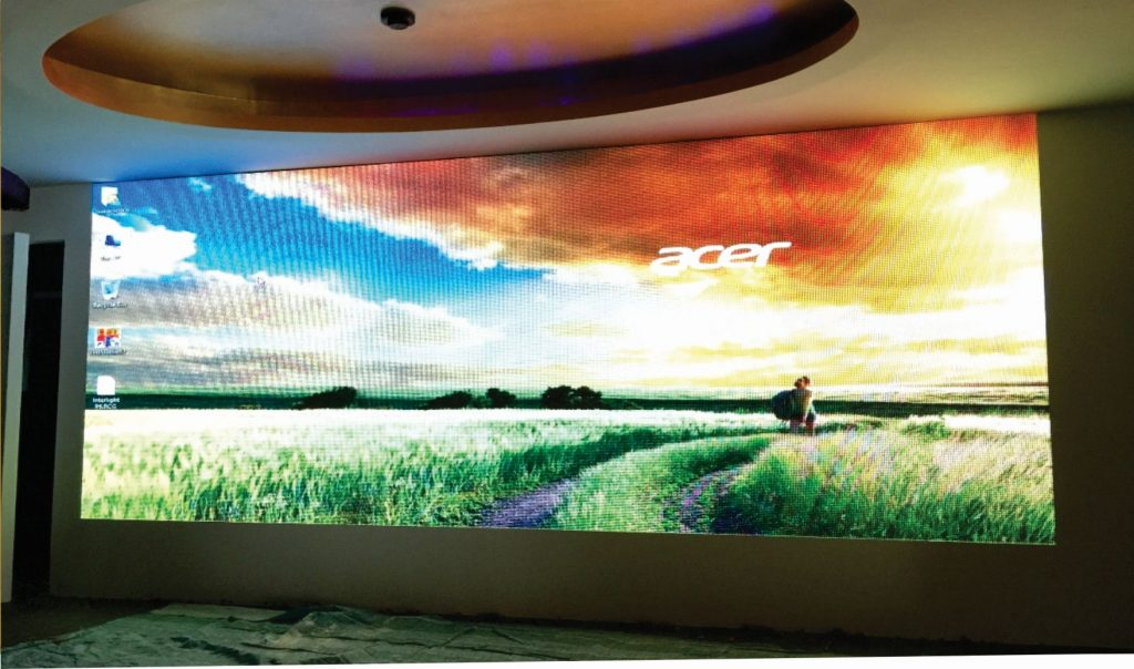 Indoor LED Display Supplier for Acer Malaysia