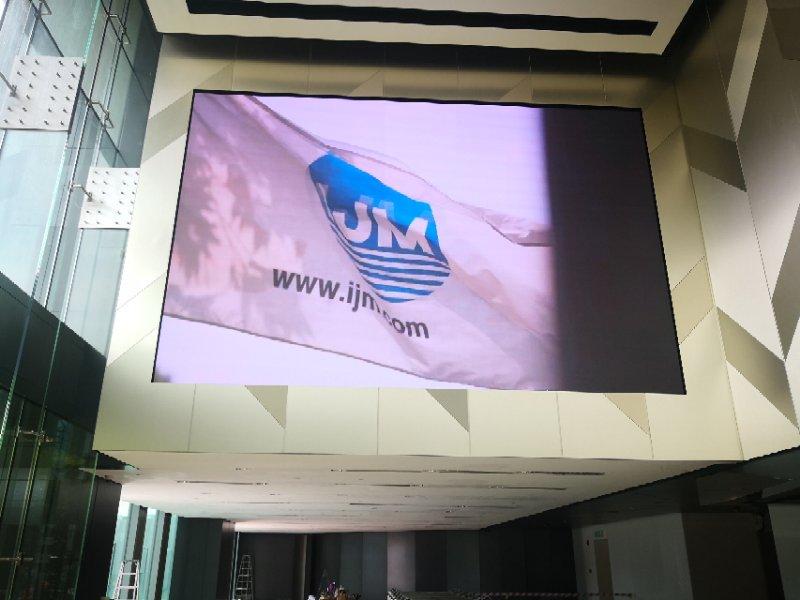 Indoor LED Display Supplier for IJM