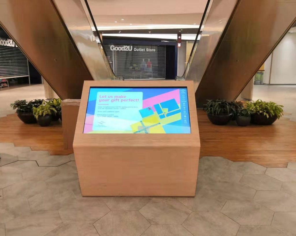 Interactive Digital LED Signage Manufacturer for Shopping Malls in Malaysia