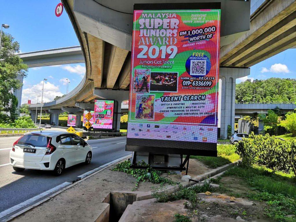 LED Supplier for Jalan Kerinchi