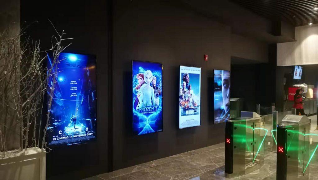LED Digital Signage Manufacturer for Cinemas