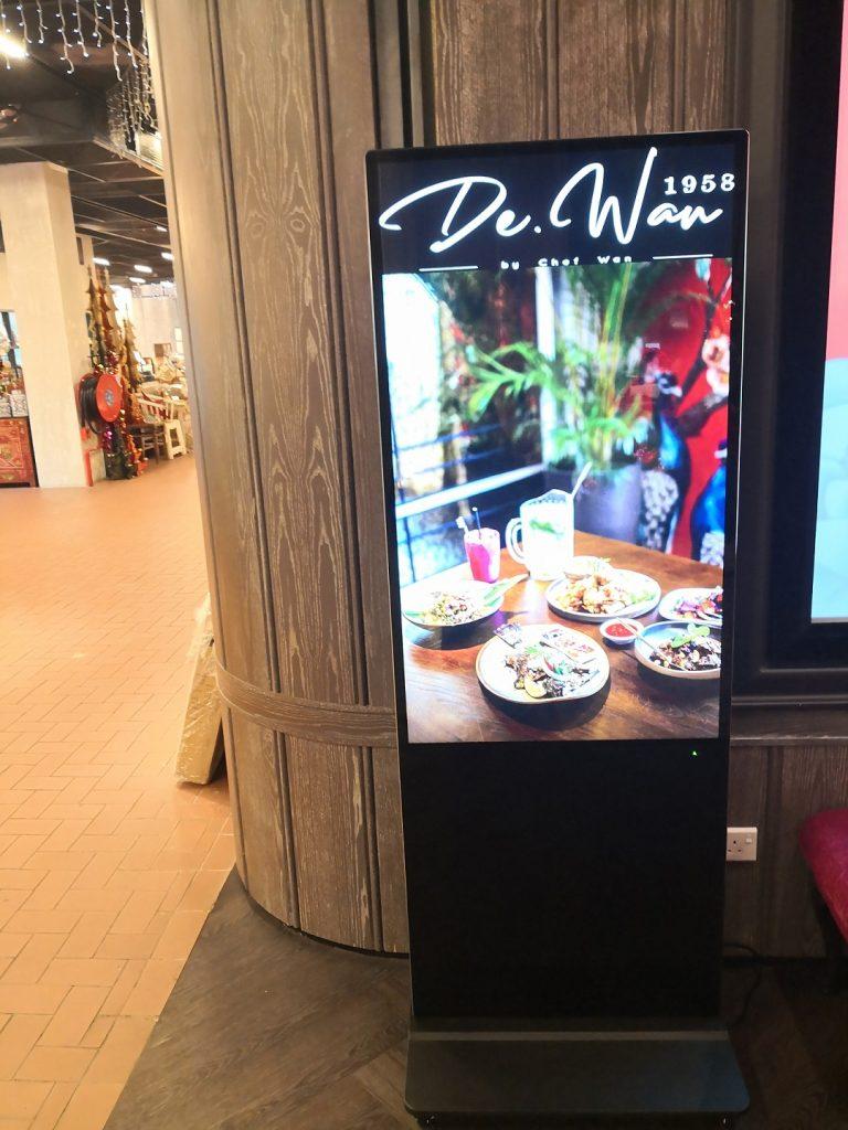 LED Digital Signage Manufacturer for Restaurant